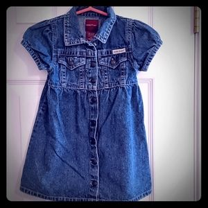 24 Month Guess Denim Dress
